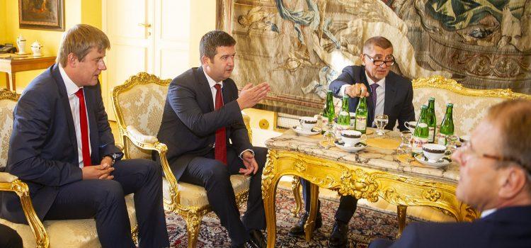 Zeman nebude dělat problémy s novým ministrem zahraničí, řekl prý předseda ČSSD Hamáček