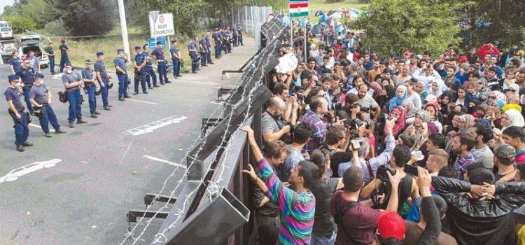 Češi se musí postavit za Maďarsko, příště se to může týkat nás, řekl Zeman