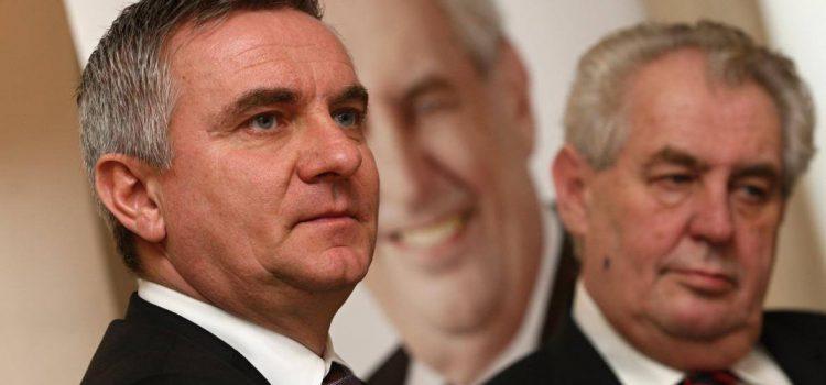 Prezident na Hradě přijal šéfa NBÚ, pár dní před Mynářovým soudem