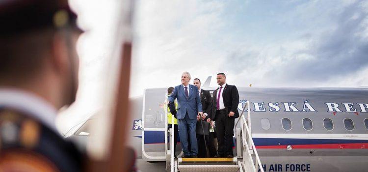 Prezident Zeman plánuje odpočinkový rok, málo zahraničí a více Česka