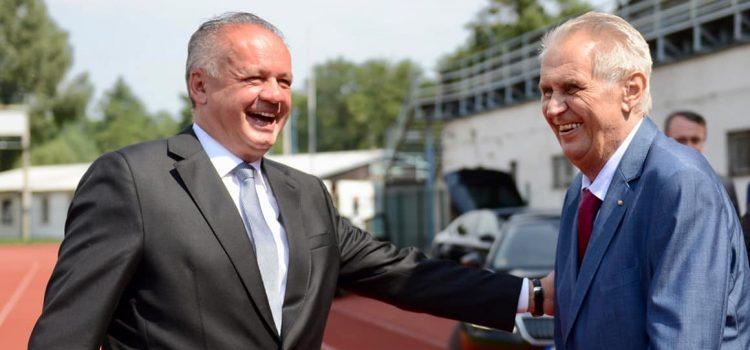 Nejdůvěryhodnější osobností světové politiky je pro Čechy Miloš Zeman