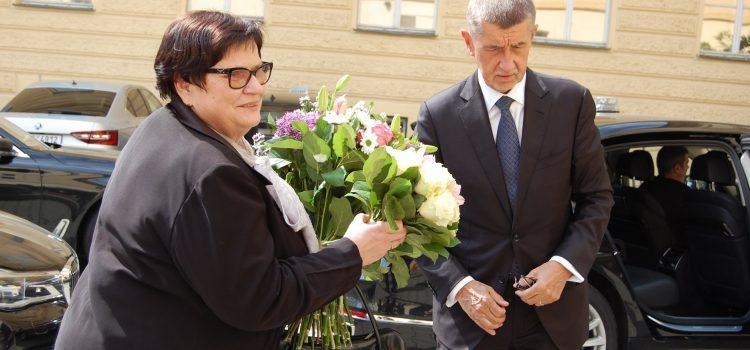 Benešová je dobrá volba, nikoho se nelekne, ani mě, řekl Zeman ke jmenování nové ministryně