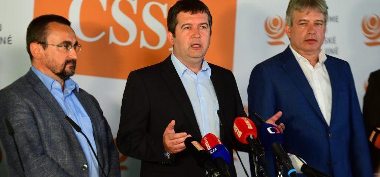 Zeman se sejde s Hamáčkem kvůli novému ministrovi kultury, ČSSD zvažuje žalobu