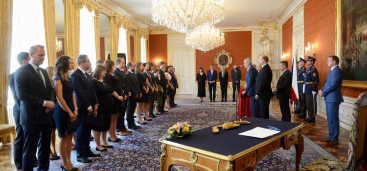 Prezident podepsal jmenovací dekrety 70 nových profesorů, předá je ministr školství