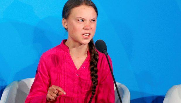 Miloš Zeman: Greta Thunberg je hysterka, která by se měla vrátit do školy a učit se